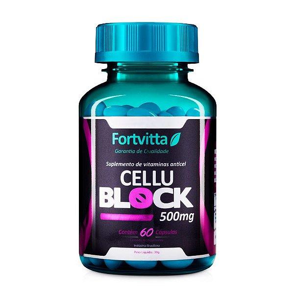 Cellublock  Antioxidante 60 cápsulas de 500mg