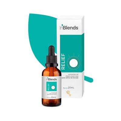 InBlends Relief - Óleos essenciais com ação relaxante