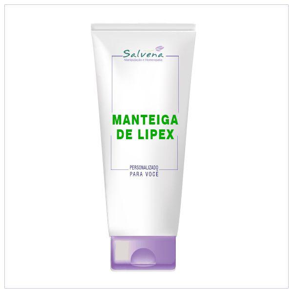 Manteiga de Lipex 250g