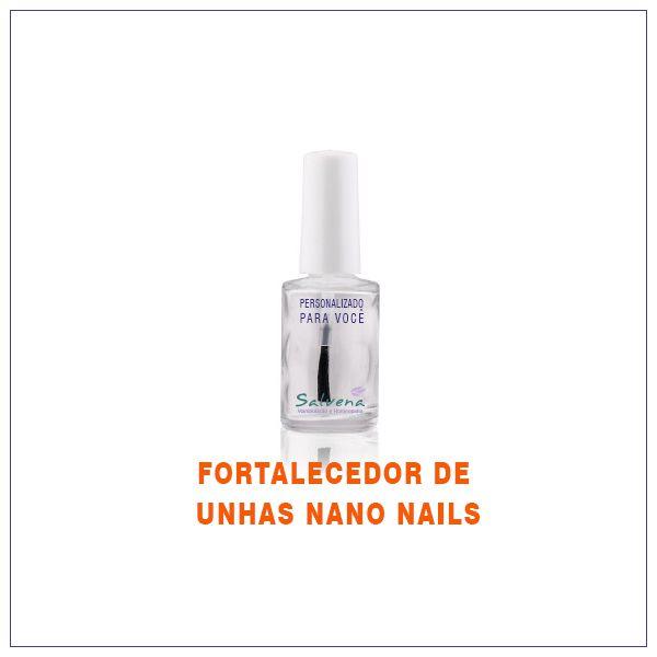 Fortalecedor de Unhas Nano Nails 10ml