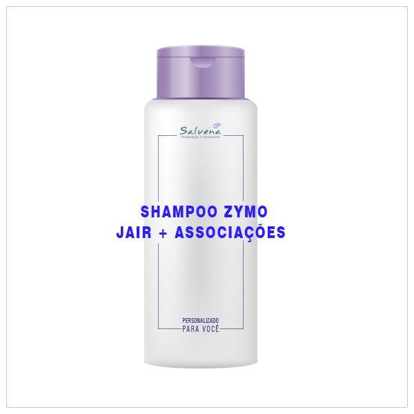 Shampoo Zymo Hair + Associações