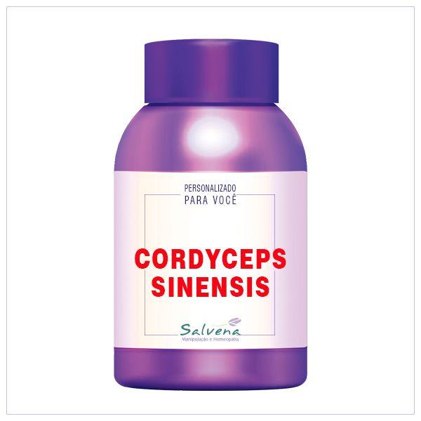 Cordyceps sinensis 375 mg