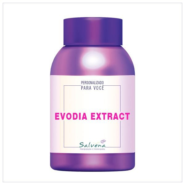 Evodia extract (EVO) - 20mg