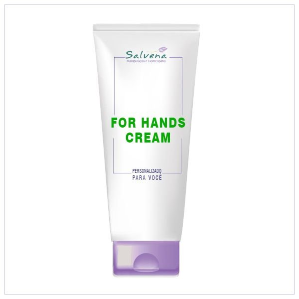 For Hands Cream - Creme para as Mãos de Atletas