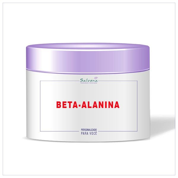 Beta-alanina pote com 300g