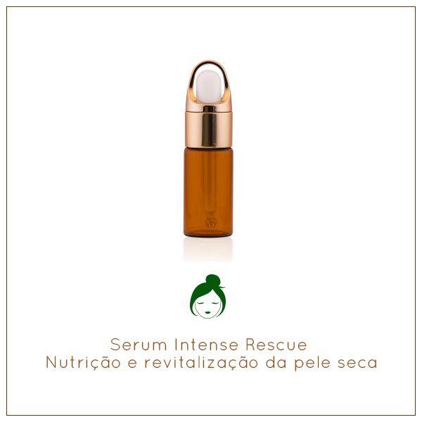Serum Intense Rescue - Nutrição e Revitalização da pele seca