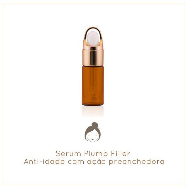 Serum Plump Filler - Serum anti-idade com ação preenchedora