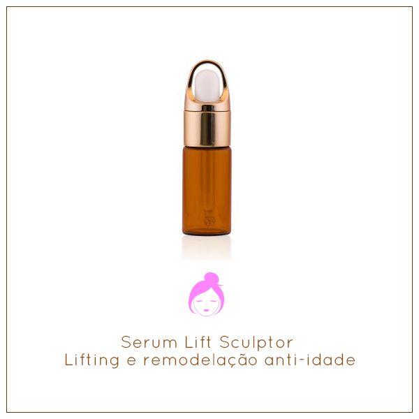 Serum Lift Sculptor - Serum anti-idade para lifting e remodelação facial