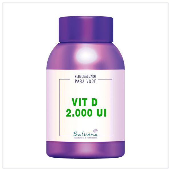 Vitamina D 2.000 UI
