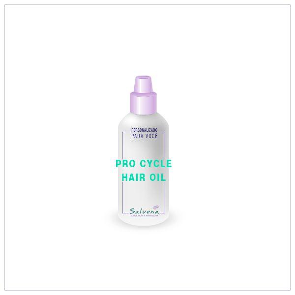 Pro Cycle® Hair Oil - Pré-shampoo