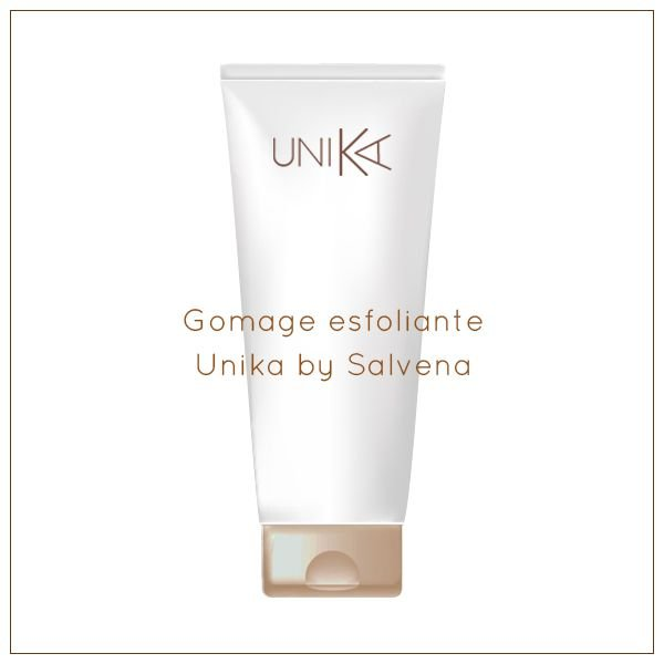 Gomage esfoliante - Unika by Salvena