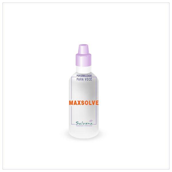 MaxSolve™ - A coenzima Q10 inteligente.