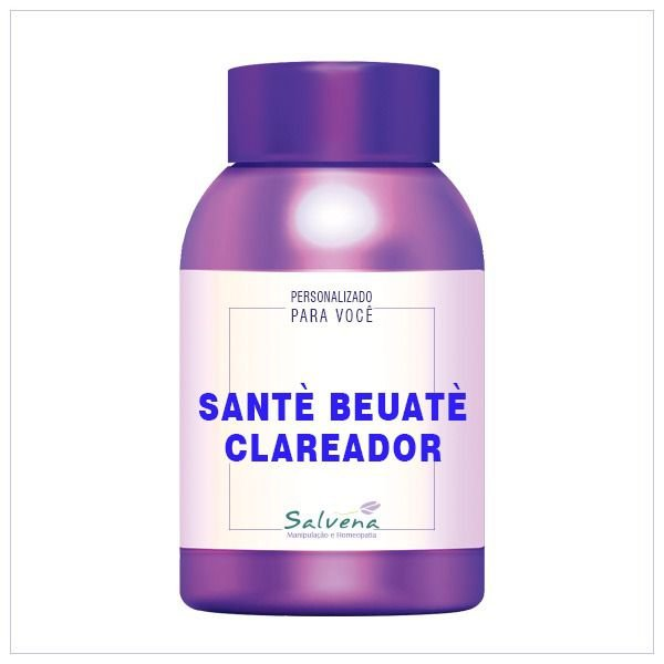 Santè Beautè - Clareador