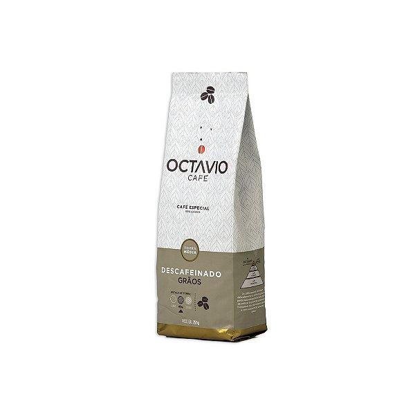 Café Octavio Descafeinado em grãos 250g