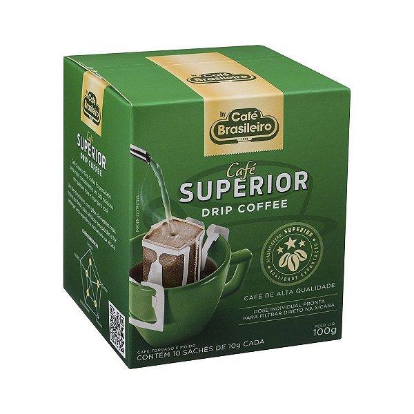 Drip Coffee .br Superior com 10 sachês