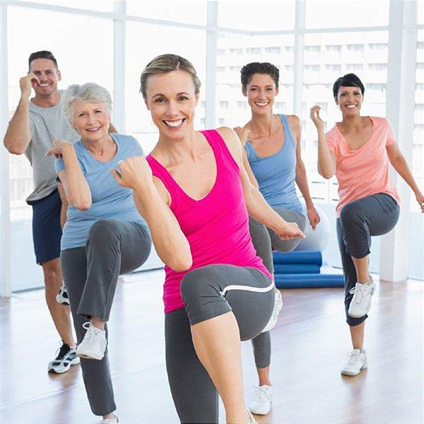 GINÁSTICA DE ACADEMIA: workout 100% prático