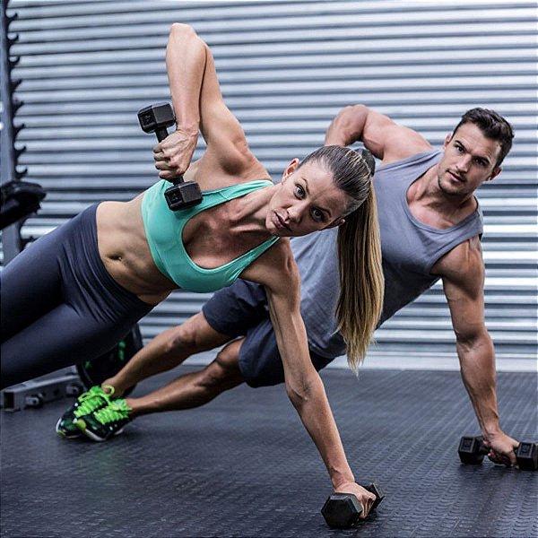 CORE TRAINING: elaboração de treinamento, mobilidade e estabilidade