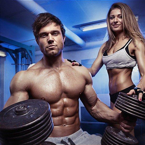 MUSCULAÇÃO: treinamento em alta intensidade para hipertrofia muscular