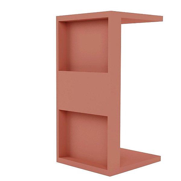 Mesa De Apoio Book Ceramic - Líder Design