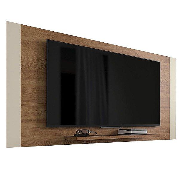 Painel Para TV 55 Polegadas Extensível Infinity Buriti/Off White