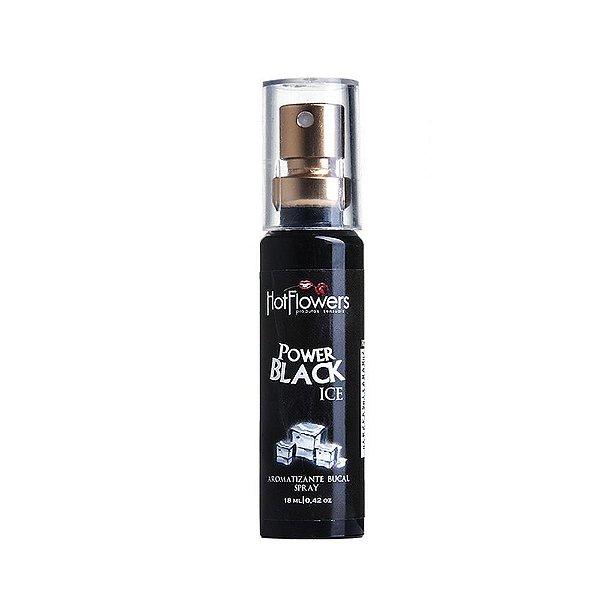 AROMATIZANTE BUCAL POWER BLACK ICE SPRAY 18ML