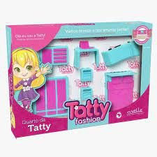 TATTY FASHION- QUARTO