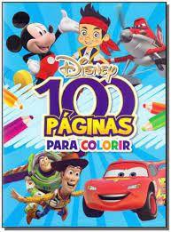 100 PAGINAS PARA COLORIR- MENINOS