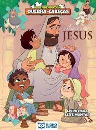 APRENDENDO COM QUEBRA-CABEÇA AS PARABOLAS DE JESUS