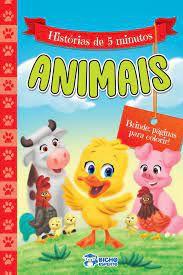 HISTORIA DE 5 MINUTOS- ANIMAIS