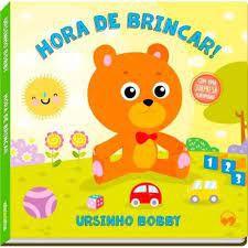 URSINHO BOBBY- HORA DE BRINCAR