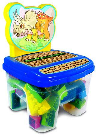 Cadeira Toy Blocos (24 peças)
