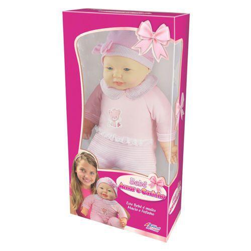 Boneca Bebê Amor e Carinho