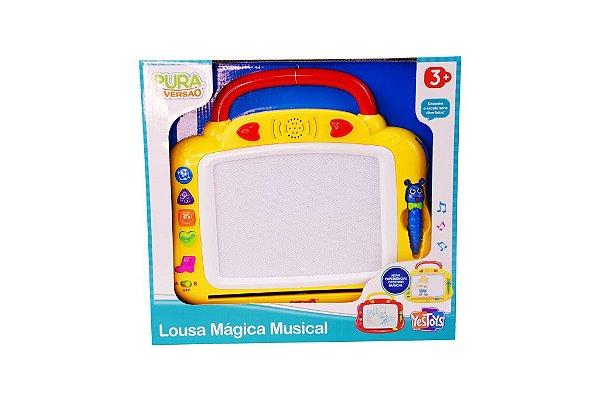 Lousa Mágica Musical