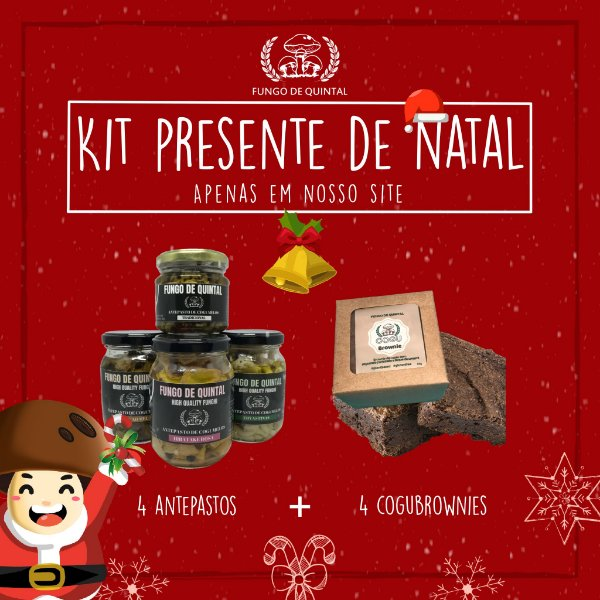Kit Presente - NATAL