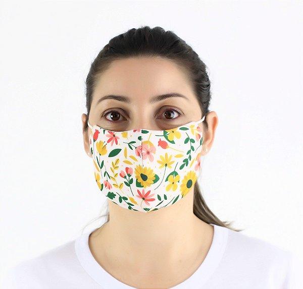Máscaras de proteção - 10 unidades
