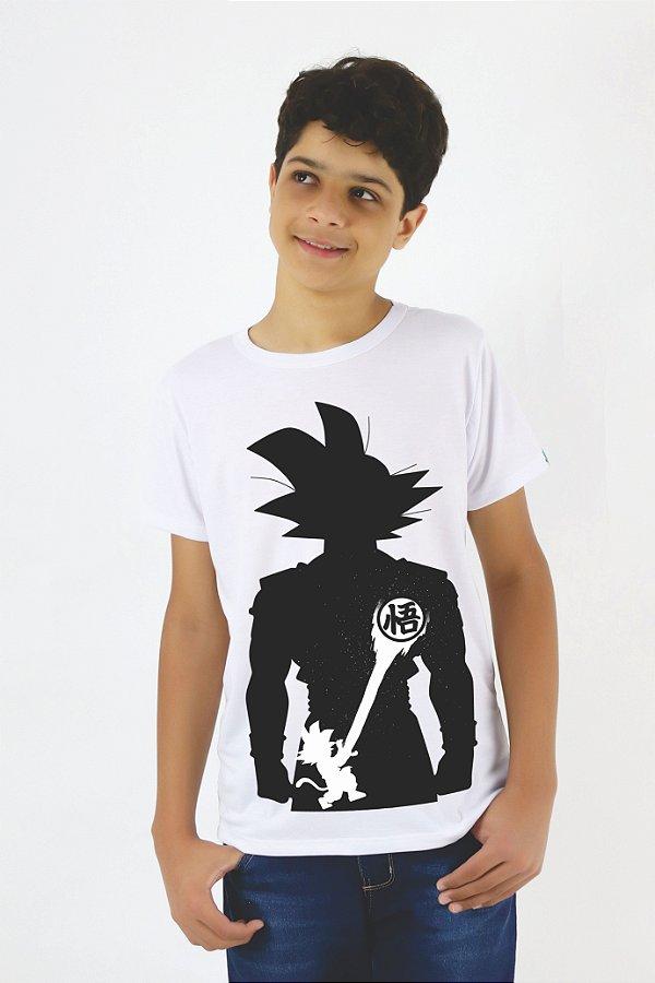 Dragon Ball Silhueta Gocu