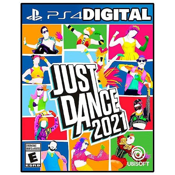 Just Dance 2021 - Ps4 - Mídia Digital