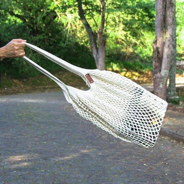 Net Bag: Bolsa Rede Feminina Handmade