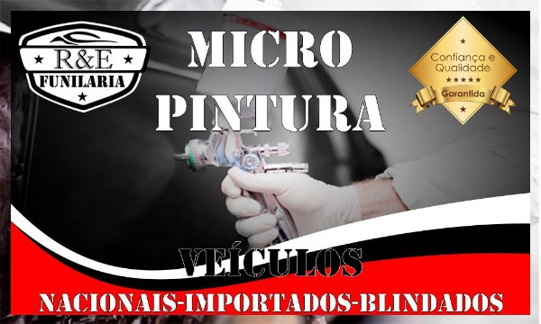 Micro Pintura