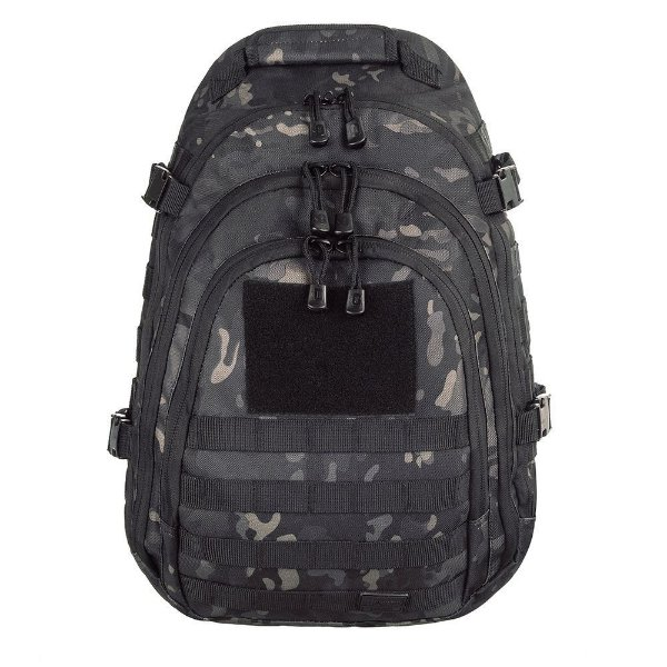 Mochila Legend Multicam Black