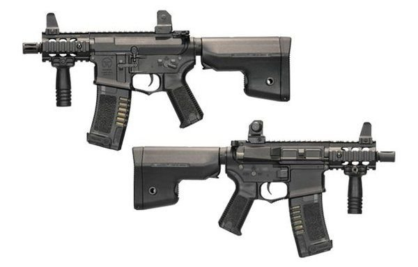 Rifle Airsoft Ares M4 CG AEG (Preto)