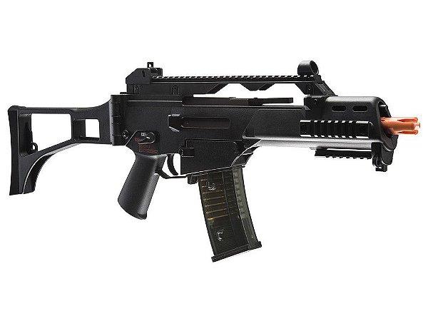 Rifle Airsoft Ares G36C - AS36C AEG (Preta)