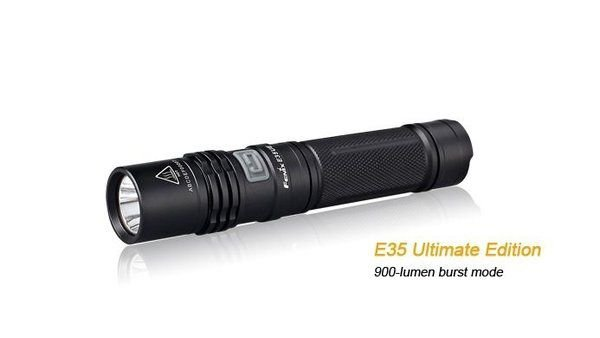 Lanterna Fenix E35 Ultimate Edition - 900 Lumens