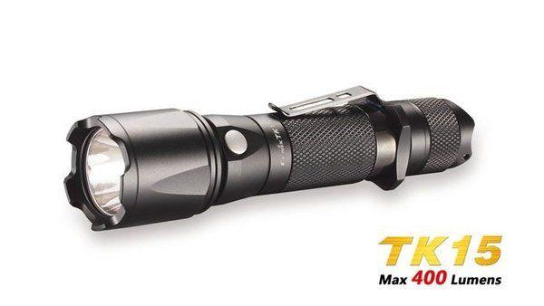Lanterna Fenix TK15 - 400 Lumens