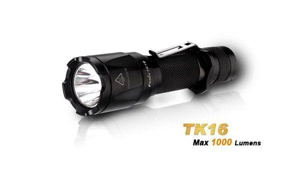 Lanterna Fenix TK16 - 1000 Lumens