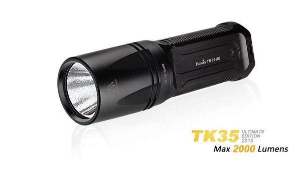 Lanterna Fenix TK35 - 2000 Lumens