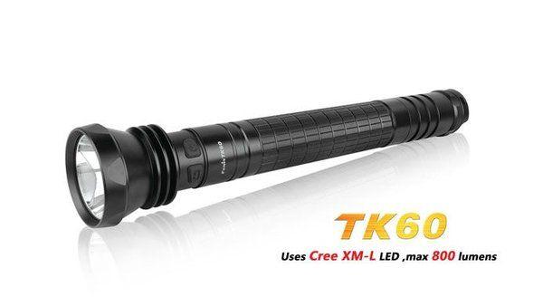 Lanterna Fenix TK60 - 800 Lumens