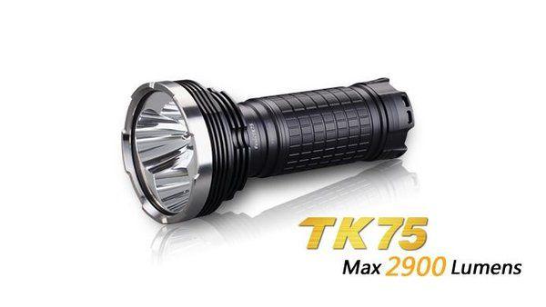 Lanterna Fenix TK75 - 2900 Lumens
