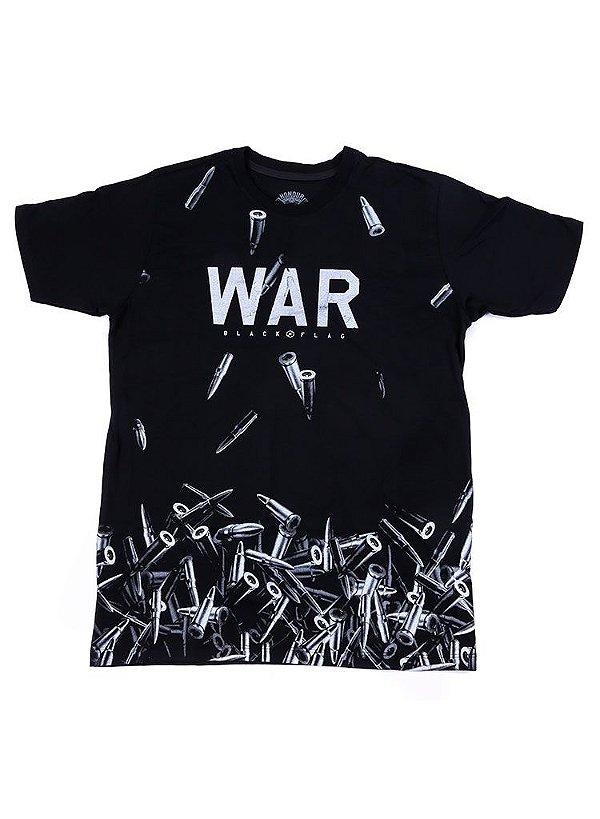 Camiseta Black Flag War