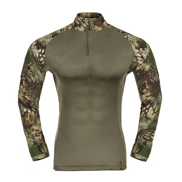 Combat Shirt Camuflado Kryptec Mandrake